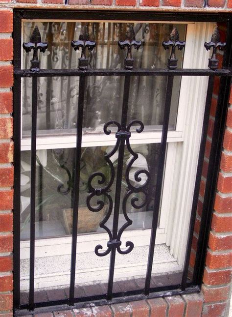 Decorative Security Bars For Windows And Doors by 297 Best Images About Windows Doors Security Bar