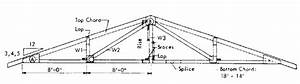 how to design build a roof truss designs 4 7 With 32 foot trusses