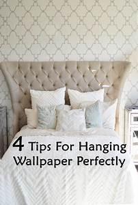Tips for Hanging Wallpaper
