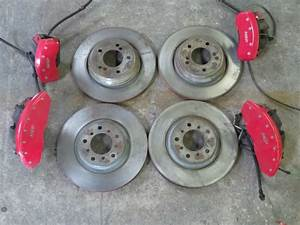 Bmw E46 M3 Front And Rear Calipers Rotors Brakes Caliper