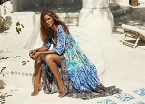 Look Chic Femme : dress dubai print les n obourgeoises v tement boh me ~ Melissatoandfro.com Idées de Décoration