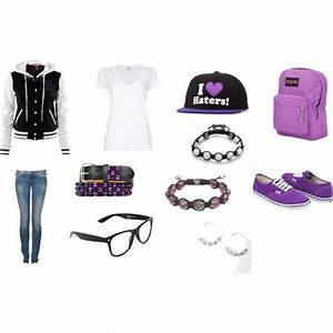 """""""Teenage Girl Outfit"""" by misslayla4life on Polyvore 