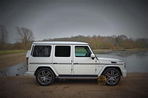 G Wagon Amg by White Mercedes G Wagon Amg Chauffeur Wedding Car Hire