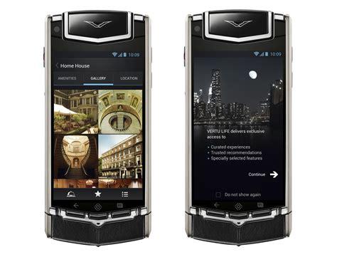 Vertu Ti by Vertu Ti Phone Specifications Comparison