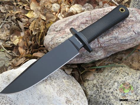 tactical kitchen knives cold steel recon scout knife o 1 high carbon blade