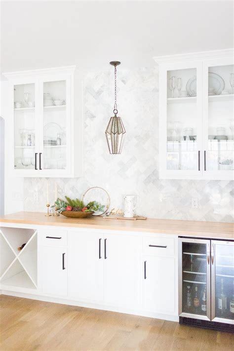 tulsa remodel reveal modern white farmhouse kitchen
