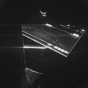 Here's The Rosetta Spacecraft Lining Up Its Asteroid ...