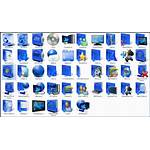 Icon Pack Windows Icons Glossy Installer 32bit