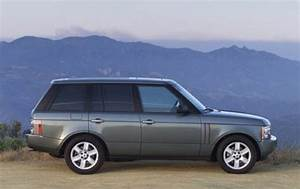 Used 2003 Land Rover Range Rover Pricing