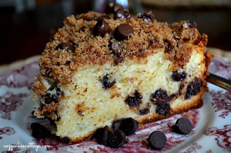 By nicole rees fine cooking issue 68. 10 Best Chocolate Chip Coffee Cake without Sour Cream Recipes