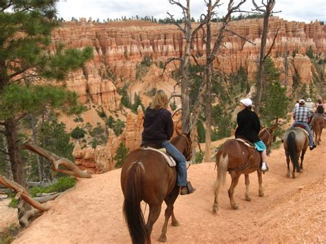 canyon utah bryce horse park grand riding national horseback spectacular through canyons dead state travel visit ytravelblog usa wonders natural