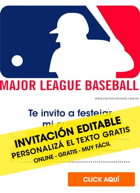 tarjetas de cumpleanos de baseball gratis  editar