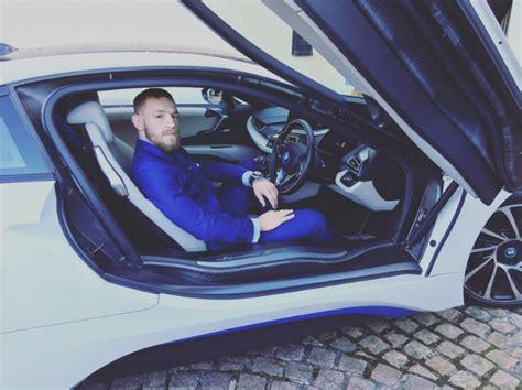 coolest cars  conor mcgregors instagram  news