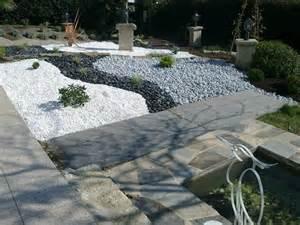 Galets Blancs Pour Jardin Prix by Jardin Galet