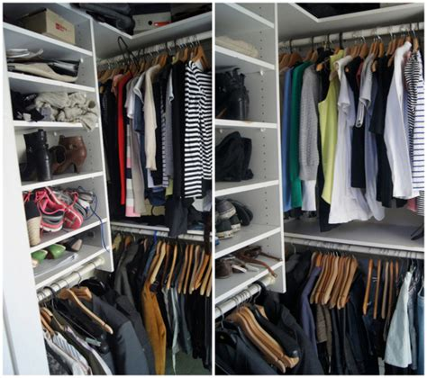 tips for decluttering your wardrobe planning with