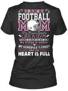 Football Mom T-Shirt Designs