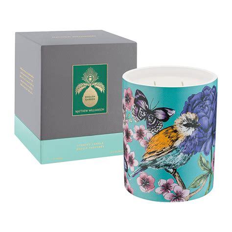 buy matthew williamson luxury scented candle