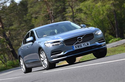 Review Volvo S90 by 2016 Volvo S90 D4 Review Review Autocar