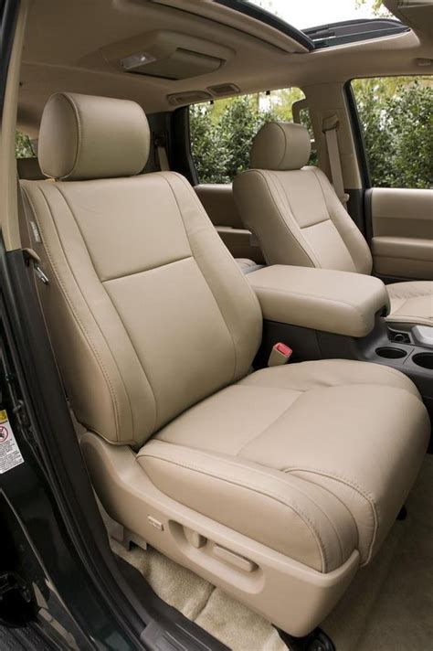 toyota sequoia with captain chairs autos post