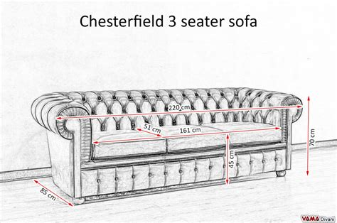 how to measure a sofa chesterfield 3 seater sofa price and dimensions