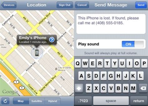 track my iphone track trace and recover your stolen or lost iphone
