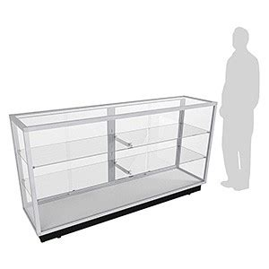 assemble kitchen cabinets ctgl 1800 glass counter display cabinet fully 1369