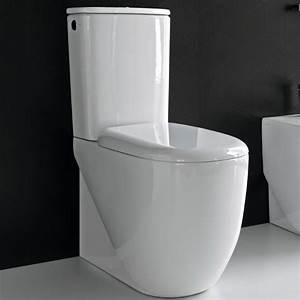 Wc Mit Spülkasten : hidra ceramica stand wc mit sp lkasten und wc sitz abc ~ A.2002-acura-tl-radio.info Haus und Dekorationen