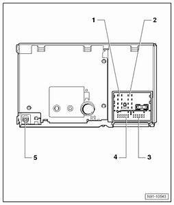 Volkswagen Workshop Manuals  U0026gt  Golf Mk4  U0026gt  Vehicle Electrics