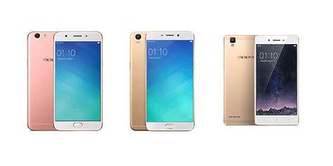 Harga Hp Merk Oppo Di Pekanbaru daftar harga ponsel oppo terbaru oktober 2016 berbagai
