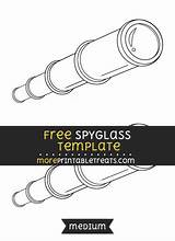 Spyglass sketch template