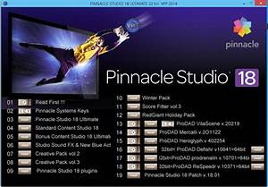 pinnacle studio v180110212 ultimate multilingual With pinnacle studio templates