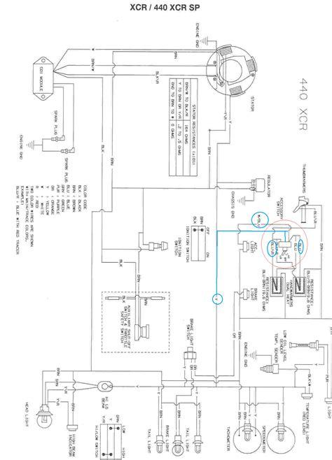 Wiring Schematic Together by 2008 Polaris Sportsman Wiring Diagram Engine Wiring