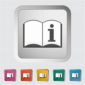 See Owner S Manual  Stock Vector  Illustration Of Book