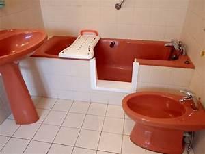 Baignoire Avec Porte Pour Senior : acc s baignoire senior ou pour personne mobilit r duite ~ Premium-room.com Idées de Décoration