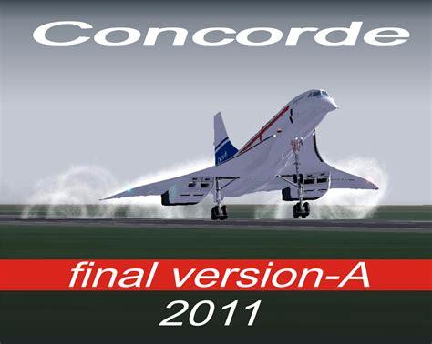 Concorde für fsx herunterladen simviation - lelicu