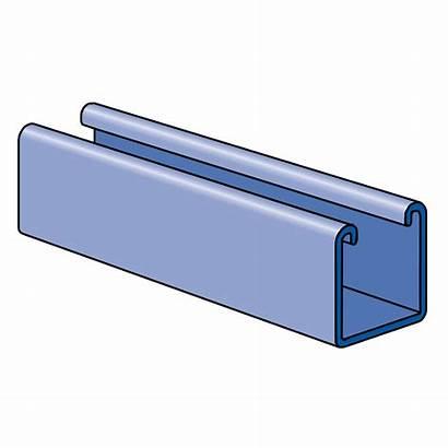 P1000 Channel Unistrut Dimensions Strut Sections Channels