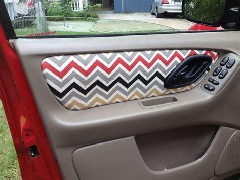 diy car door upholstery      car doors
