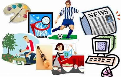 Activities Club Clipart Activity Student Clubs Extra