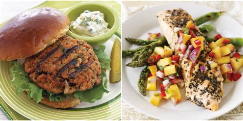 easy salmon recipes  baked  grilled   cook