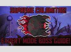 Calamity Mod Guide