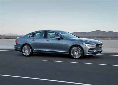 Volvo S90 2016 First Drive Cars Co Za
