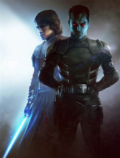 Thrawn Admiral Grand Wallpapers Chiss Ascendancy