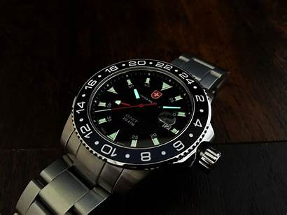Swiss Military Gmt Lume Watchreport Talking Let
