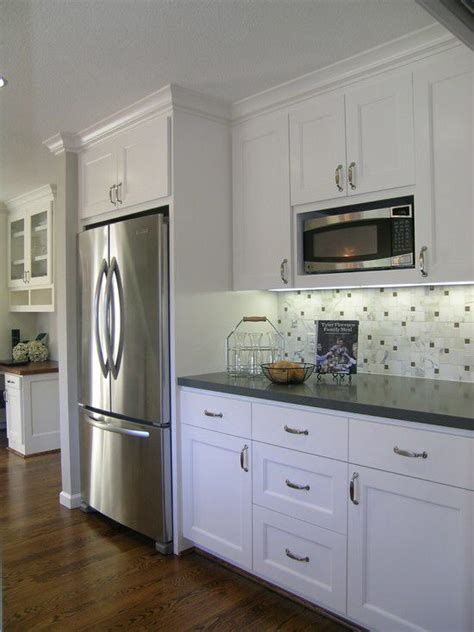wall kitchen cabinets shaker cabinets microwave in cubby cabinet depth 3667
