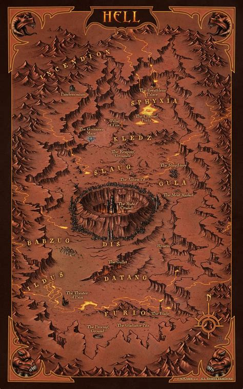 hell commission  gun metal games  mplasse  map