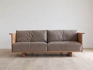 photos canape en bois moderne With canapé en bois