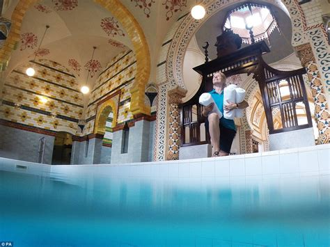 Turkish Baths In Harrogate Are Returned To Their Former