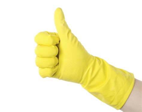 kitchen and countertops which rubber gloves scrub up the best for my needs