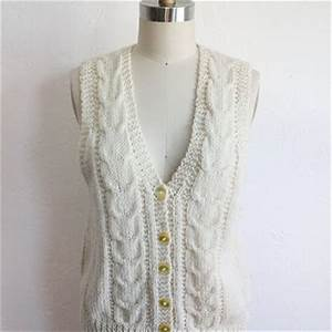 Shop Women's White Cable Knit Sweaters on Wanelo
