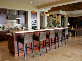 Open Kitchens With Islands Photos Hgtv